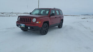 2015 Jeep Patriot Sport SUV, Crossover