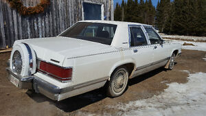 Classic 89 Grand Marquis with Continental Kit