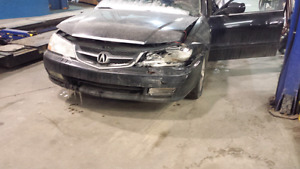 Acura 3.2 TL Damaged $600 OBO (active title)