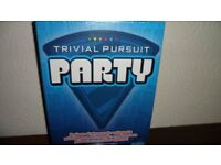 Italian Trivial Pursuit Party - Brand New in Sealed Box
