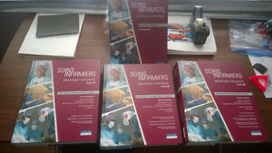 Soins infirmiers : chirurgie tomes 1-3
