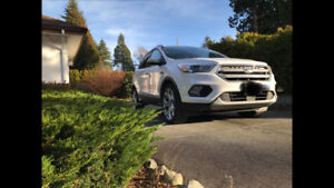 2017 Ford Escape Titainium Lease Takeover