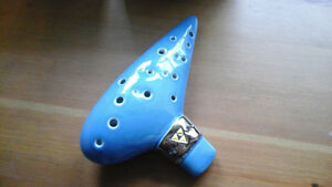 """Double Chamber Ocarina of Time """"C"""""""
