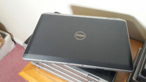 Many units of Dell Latitude E4320 & E4310 Core i7 laptops
