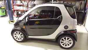2006 Smart  Fortwo cdi  turbo diesel