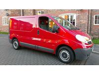 Vauxhall Vivaro 2.0CDTi ( 115ps ) ( EU V ) 2012MY 2900 EcoFLEX SWB