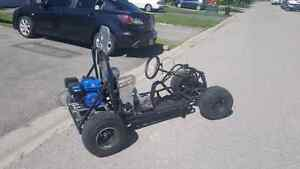 REDUCED!!!  Go kart for sale  London Ontario image 2