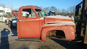 SOLID WESTERN 1954 FORD 1/2 TON CAB/CLIP
