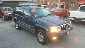 JEEP GRAND CHEROKEE 4X4 SUV *** CERTIFIED *** SALE $3995