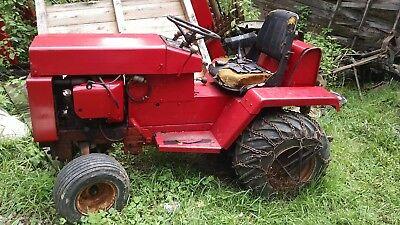 Wheel Horse D-160 D-200 D-180 Tractor 3-Point Hitch mower blade garden lawn