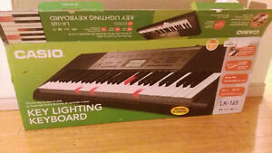 Casio LK-165 portable keyboard for sale