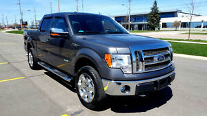 2012 Ford F-150 XTR Ecoboost 4X4 Pickup Truck Certified