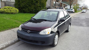 2004 Toyota Echo Sedan great condition one owner negotiable