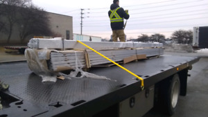 Flatbed & Tow Truck Services - Towing -