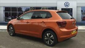 image for 2021 Volkswagen Polo 1.0 TSI 95 Match 5dr Petrol Hatchback Hatchback Petrol Manu