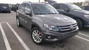 2012 VW Tiguan Comfortline- NO ACCIDENTS - CARPROOF AVAILABLE