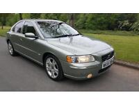 VOLVO S60 2.5 D5 (185bhp) GEARTRONIC AUTO SE, IMACULATE CONDITION,