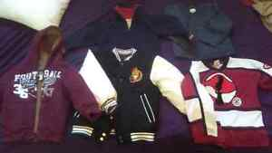 3t and 4 t high quality sweaters and coats