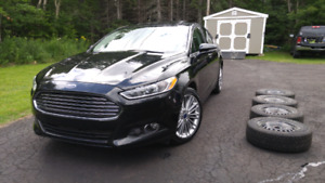 **2014 Ford Fusion AWD