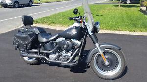 Harley fatboy lo 2010