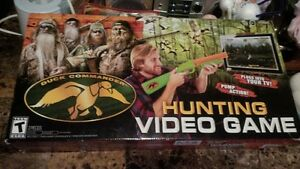 Duck Hunter Shooting Game