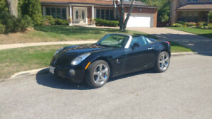 Excellent Condition *2007 Pontiac Solstice GXP Convertible Turbo