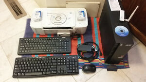 computer and accessories