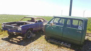 1974 Plymouth Duster $1000 Want it Gone!