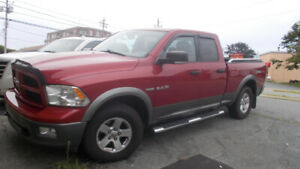 2010 Dodge Ram, 127000 kilometers. Wyse Buys 902 464 0010