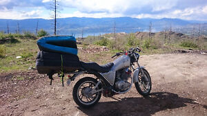 Yamaha xs400 special - running condition