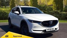 2018 Mazda CX-5 2.2d SE-L Nav 5dr AWD Automatic Diesel Estate