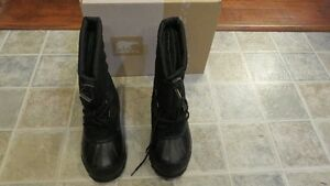 "*Brand New* Boys Sorel Winter Boots ""Heavy Duty!"" Strathcona County Edmonton Area image 1"