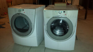 Whirlpool Duet Front-Load Washer and Dryer