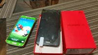 Samsung S4 used / Huawei Y6 brand new