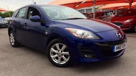 2010 Mazda 3 1.6 TS2 5dr Manual Petrol Hatchback