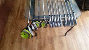 Nike Vapor  Speed golf clubs