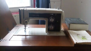Sears Kenmore in table sewing machine