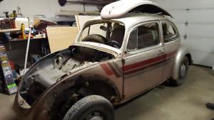 68 Volkswagen Beetle