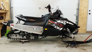 2009 POLARIS IQ 600 SHIFT 121