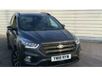 2018 Ford Kuga 1.5 EcoBoost ST-Line 5dr 2WD FourByFour petrol Manual