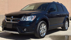 2014 Dodge Journey R/T AWD, LEATHER, BLUETOOTH, REMOTE START