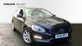 2014 Volvo V60 D2 (115) SE 5dr Powershift wit Automatic Diesel Estate