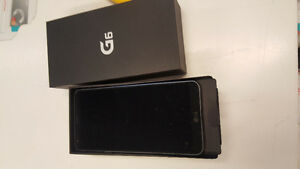 Brand new non used LGG6