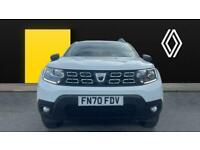 2020 Dacia Duster 1.0 TCe 100 Essential 5dr Petrol Estate Estate Petrol Manual