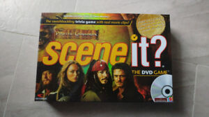 Scene It? DVD Game Pirates of the Caribbean