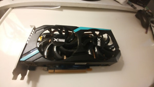 graphic card/carte graphique 2 GB Sapphire AMD Radeon HD 7870