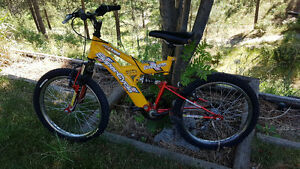 "Kids 20"" 6Speed Mountain Bike Style"