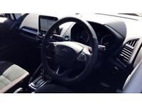 2018 Ford EcoSport 1.0 EcoBoost 125 ST-Line Automatic Petrol Hatchback