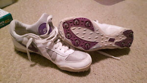 Nike High Jump Spikes  Women's size 8.5/9