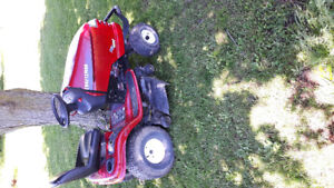 Used Riding lawnmower